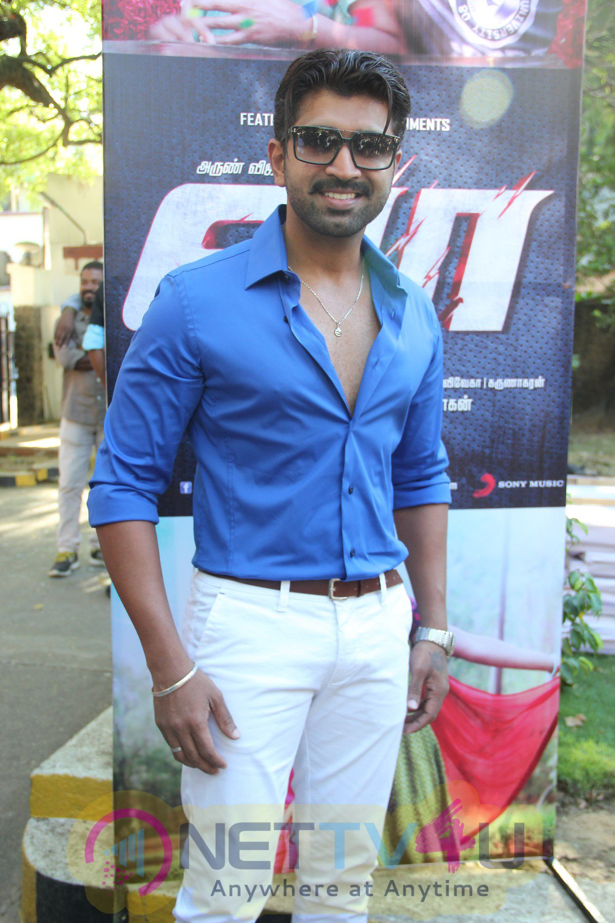 tamil movie actor arun vijay photos 1