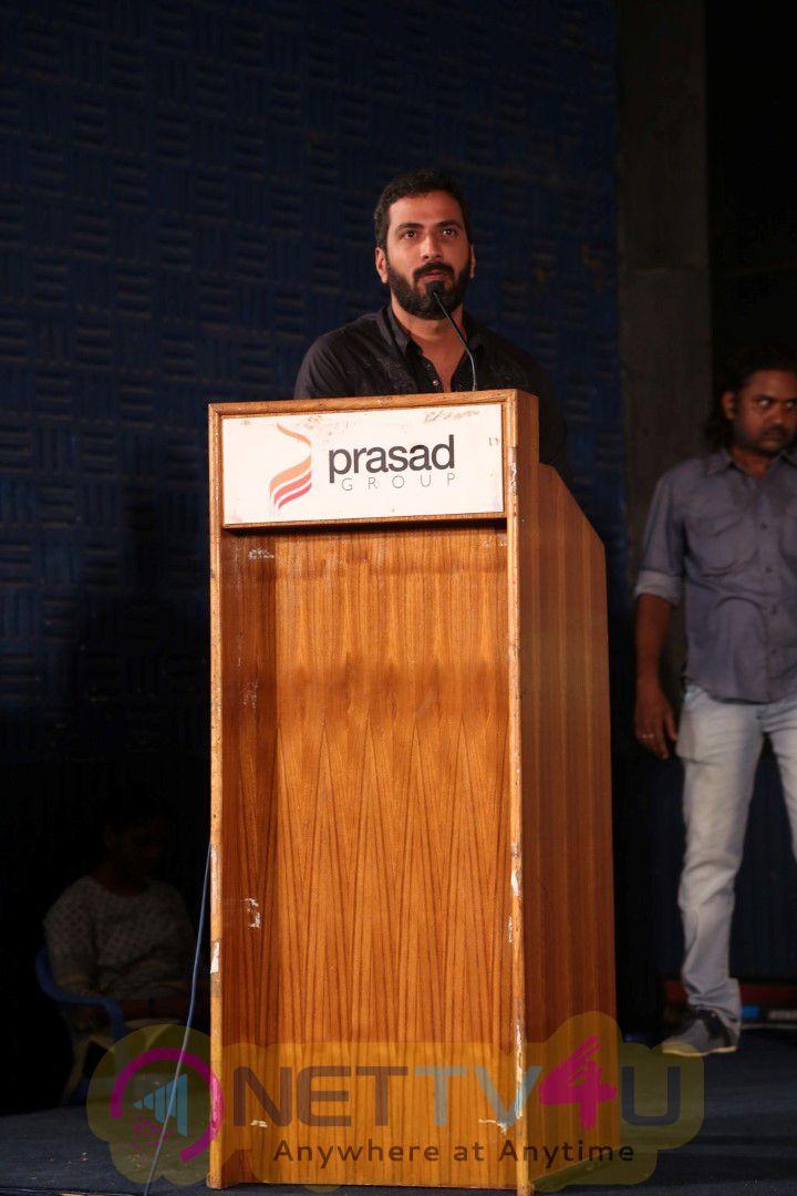 Tamil Movie Jithan 2 Press Meet Photos