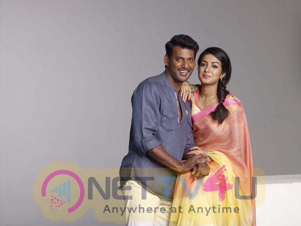 Tamil Movie Kathakali New Stills