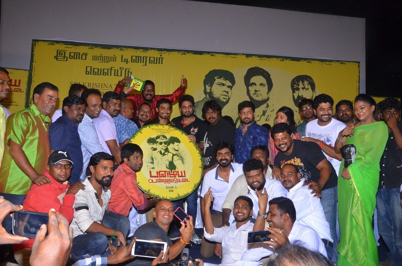 Tamil Movie Palaya Vanaarapettai Movie Audio Launch Stills