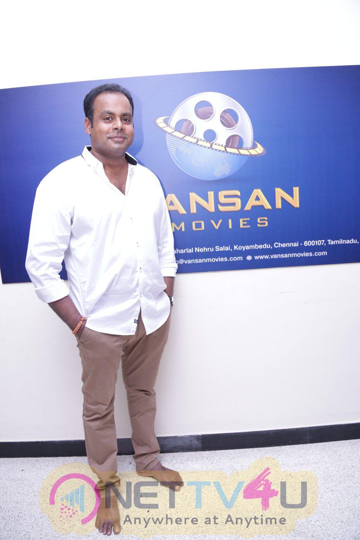 Tamil Movie Sethupathi Press Meet Images