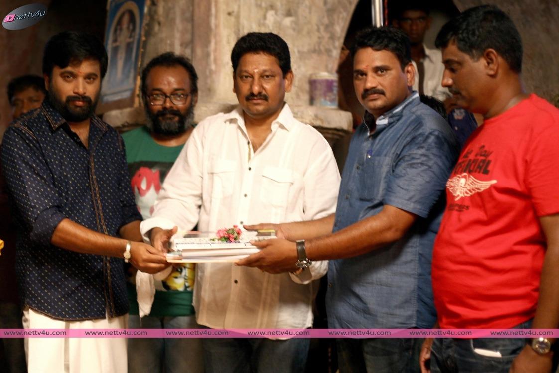 Tamil Movie Vetrivel Pooja Still