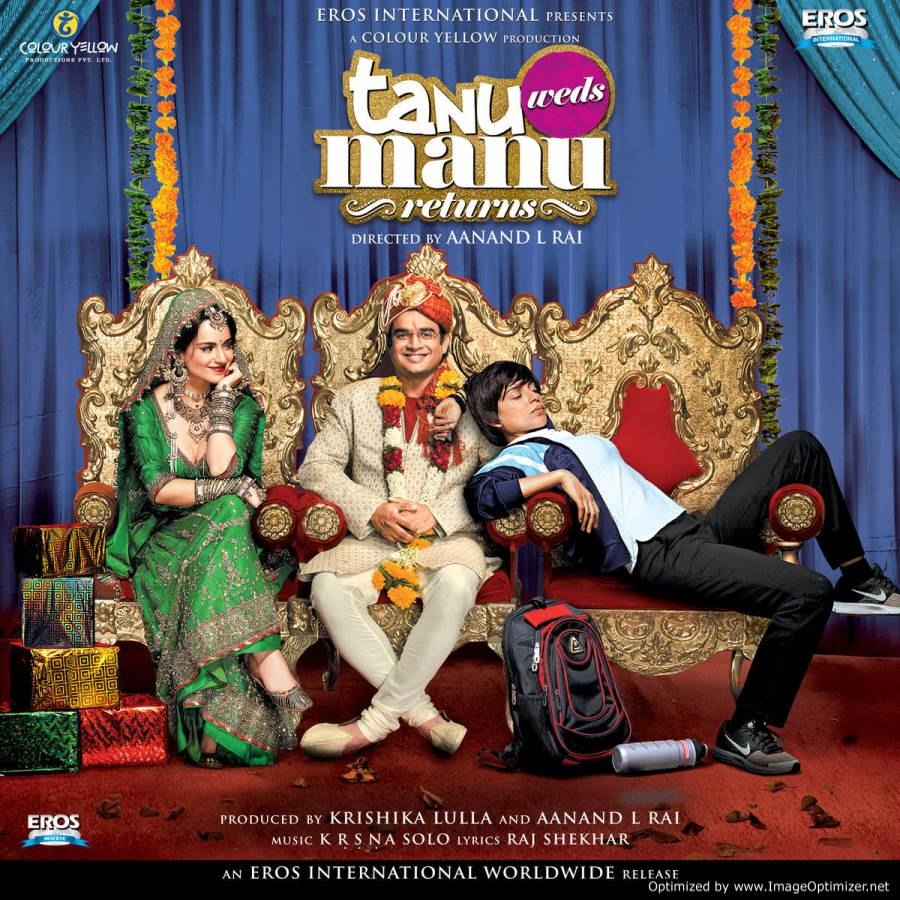 Tanu Weds Manu Returns Movie Review Hindi