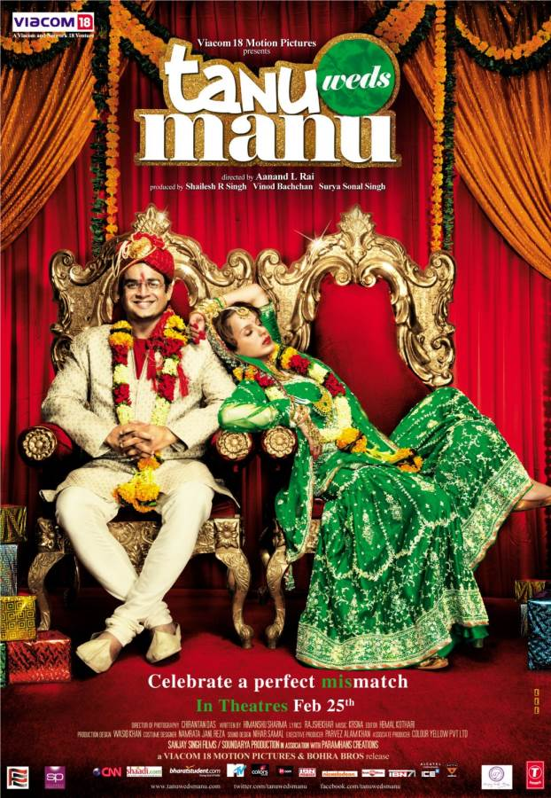 Tanu Weds Manu Movie Review Hindi