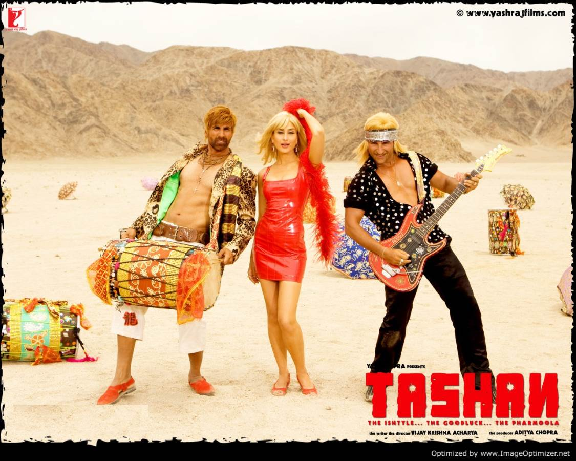 Tashan Movie Review Hindi