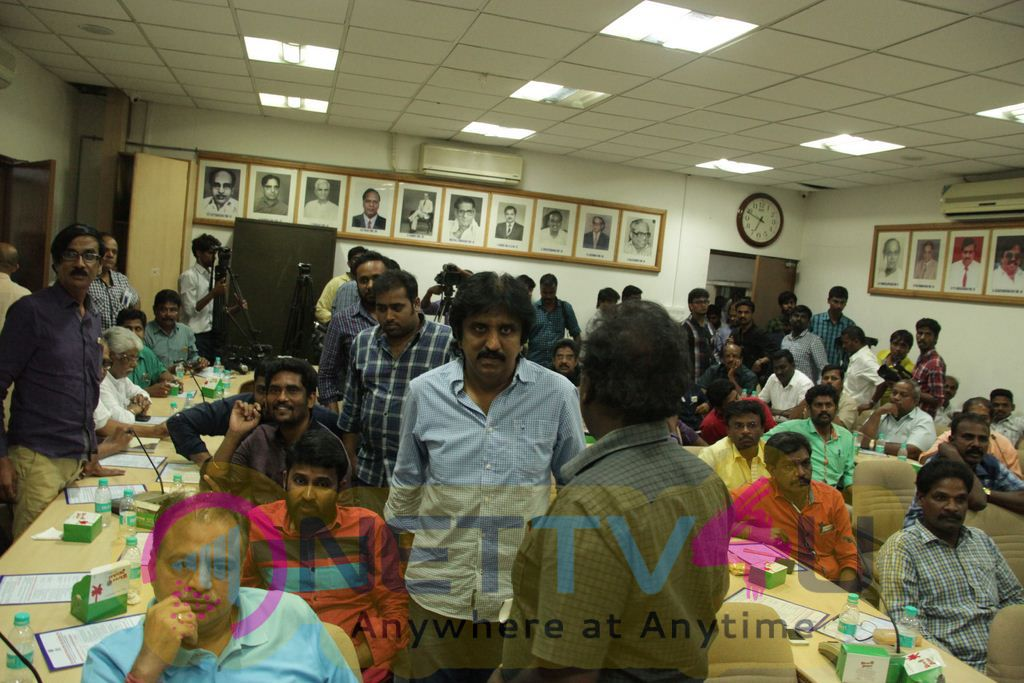 TDS Awareness Press Meet Stills