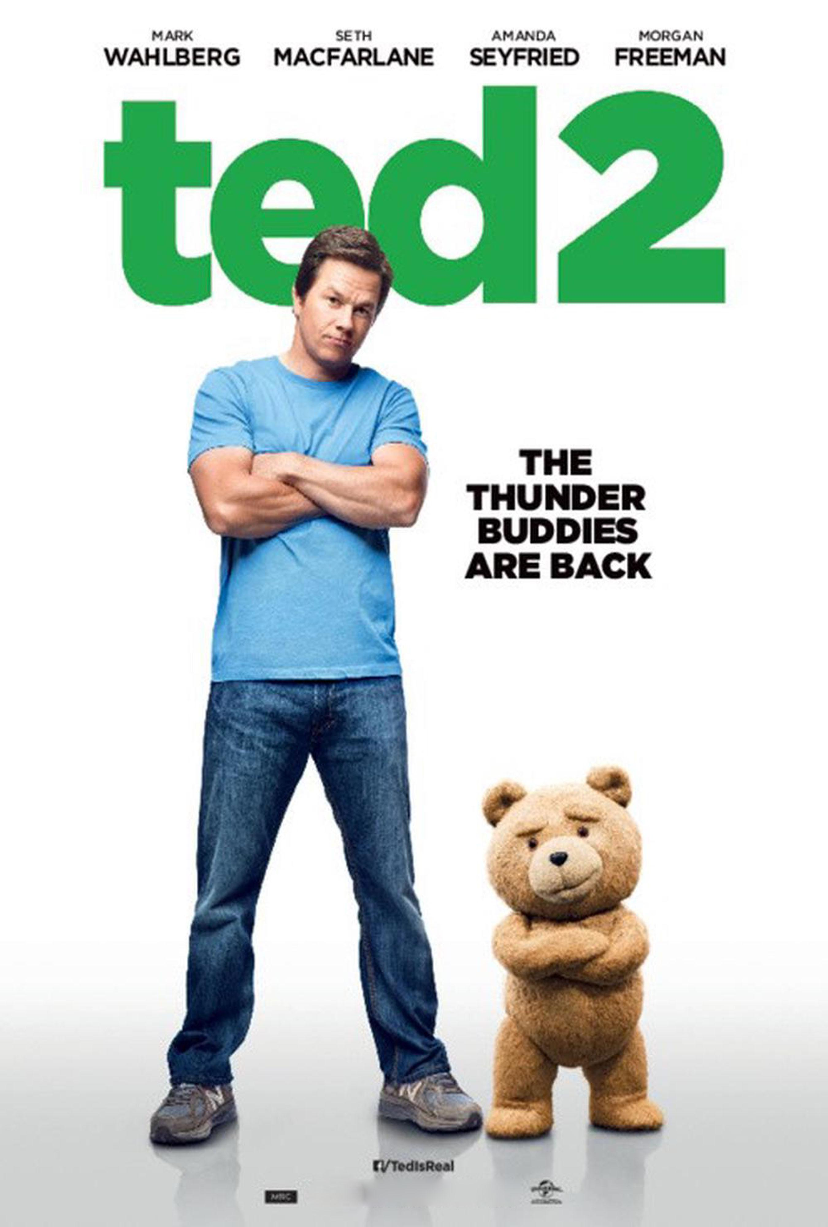 Ted 2 Movie Review English