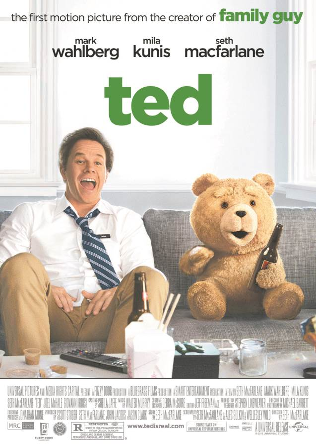 Ted Movie Review English