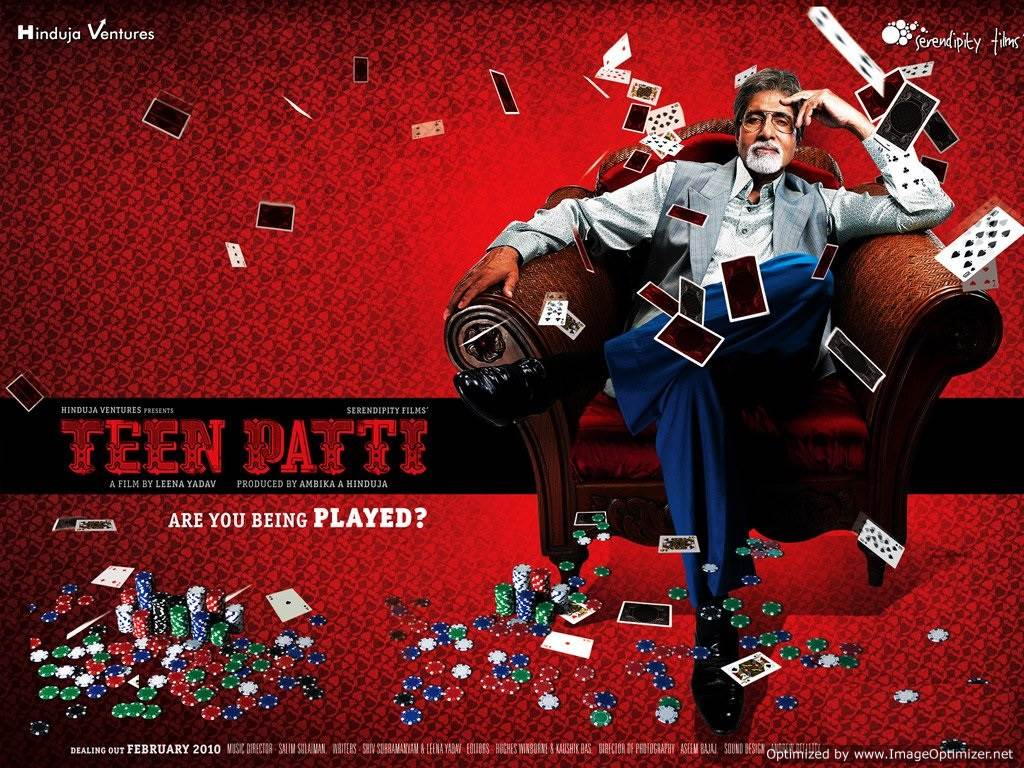 Teen Patti Movie Review Hindi
