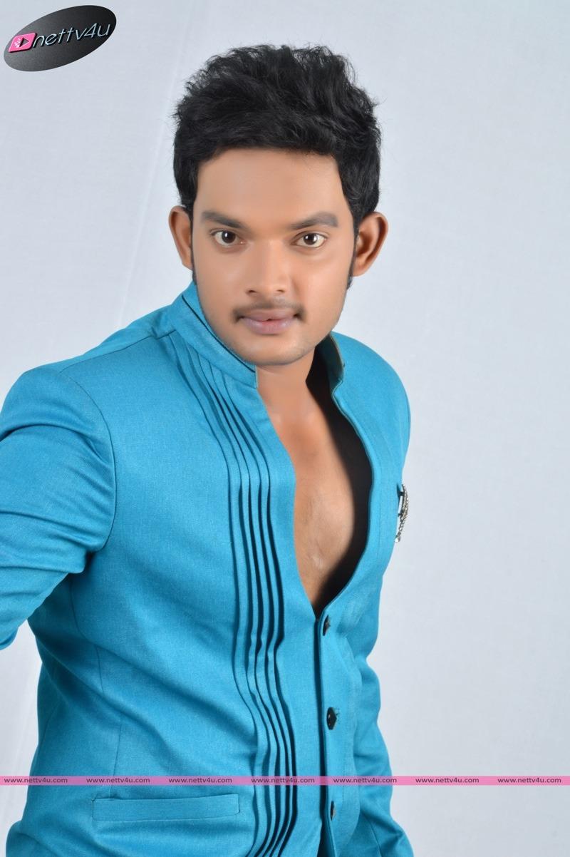 Telugu Actor Meher Raj Stylish Pictures