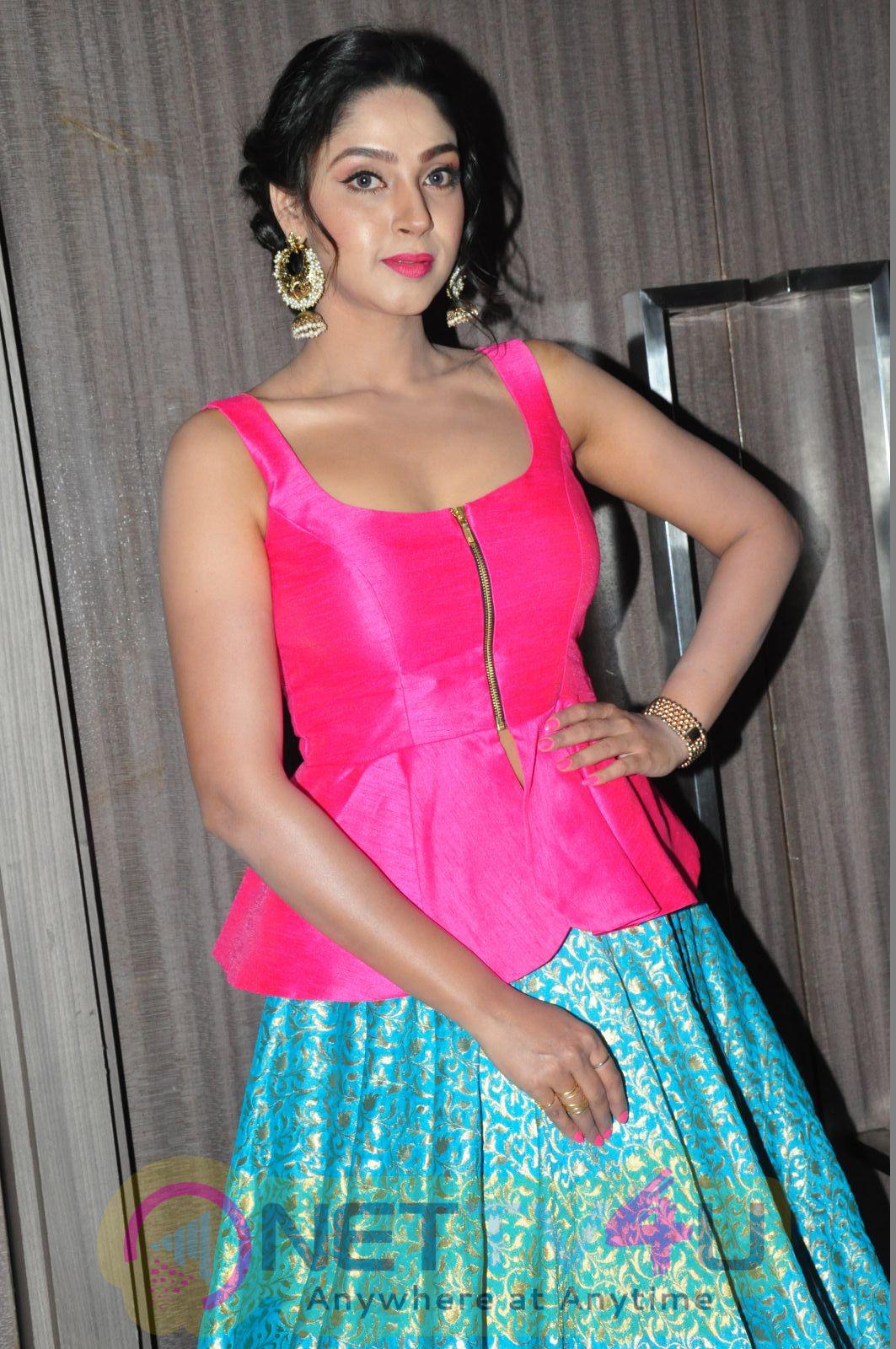 Telugu Actress Angana Ray Exclusive Stills