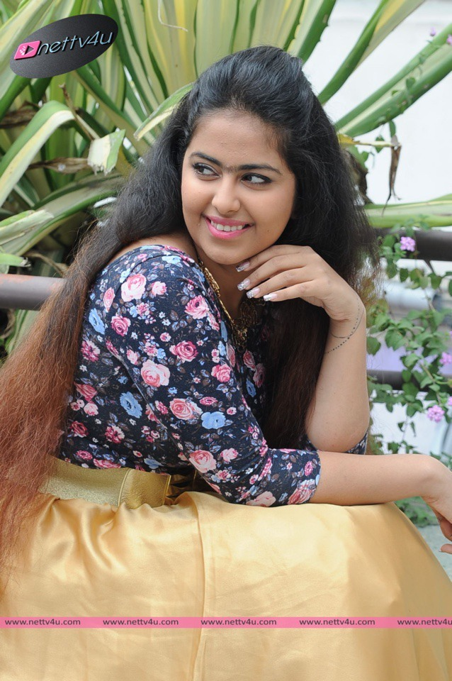 Telugu Actress Avika Gor Charming Photographs