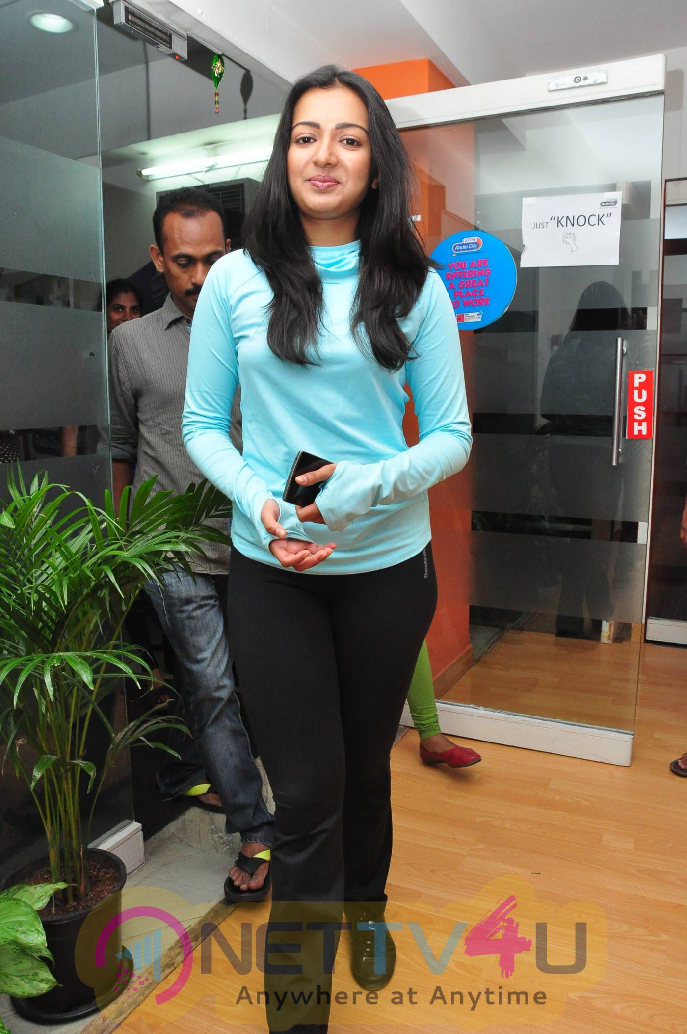 Telugu Actress Catherine Tresa At Radio City Photos