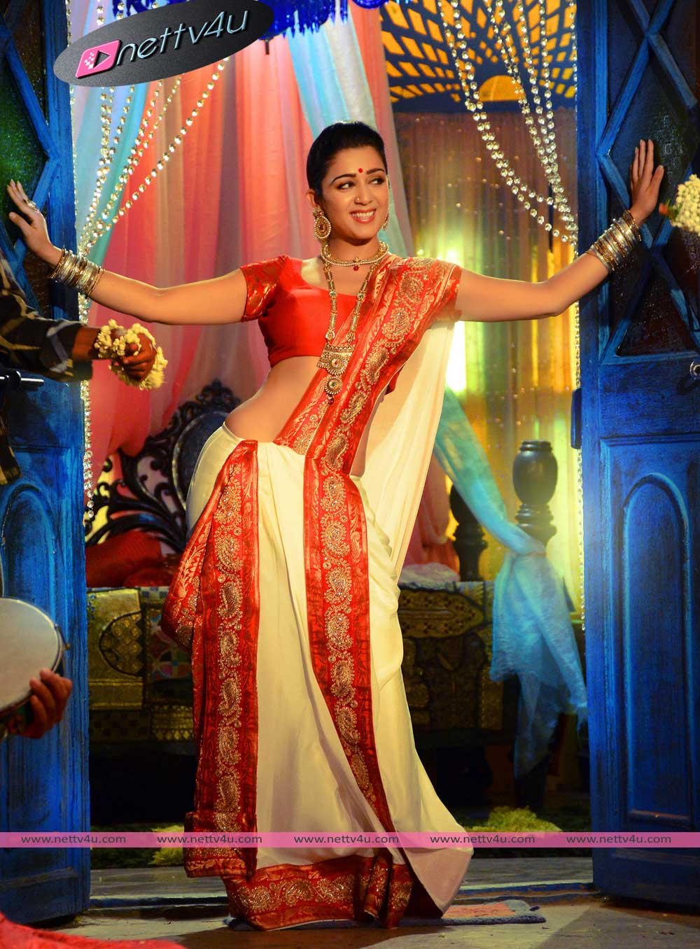 Telugu Actress Jyothi Lakshmi Hot StillsinMovie