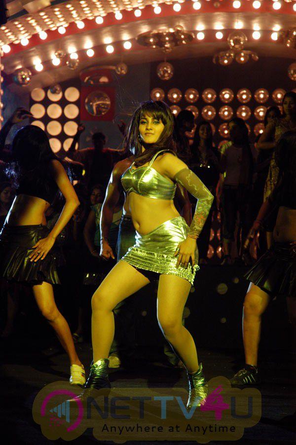 Telugu Actress Kousha And Richa panai Latest Hot Images