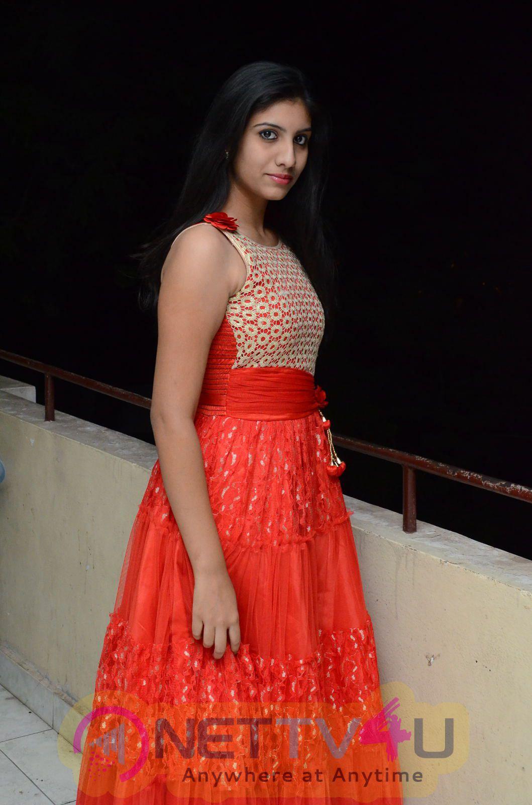 Telugu Actress Srilekha Latest Beautiful Stills
