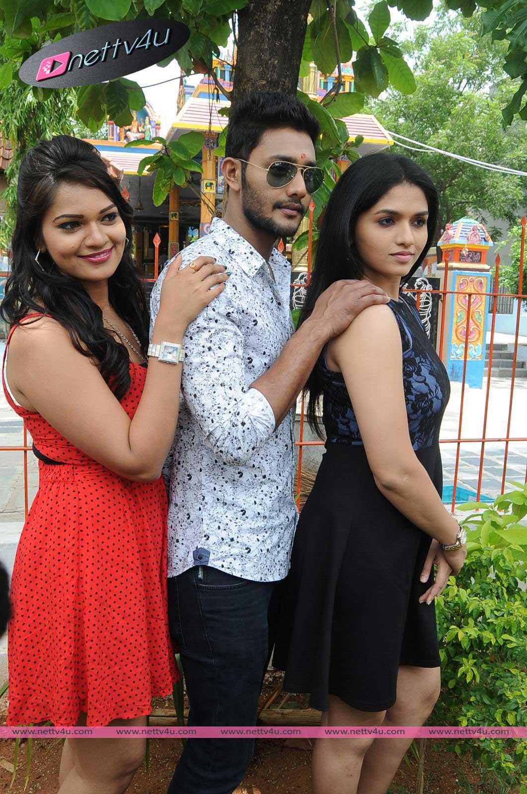 Telugu Cinema Pelliki Mundhu Prema Katha Movie Launch Photos