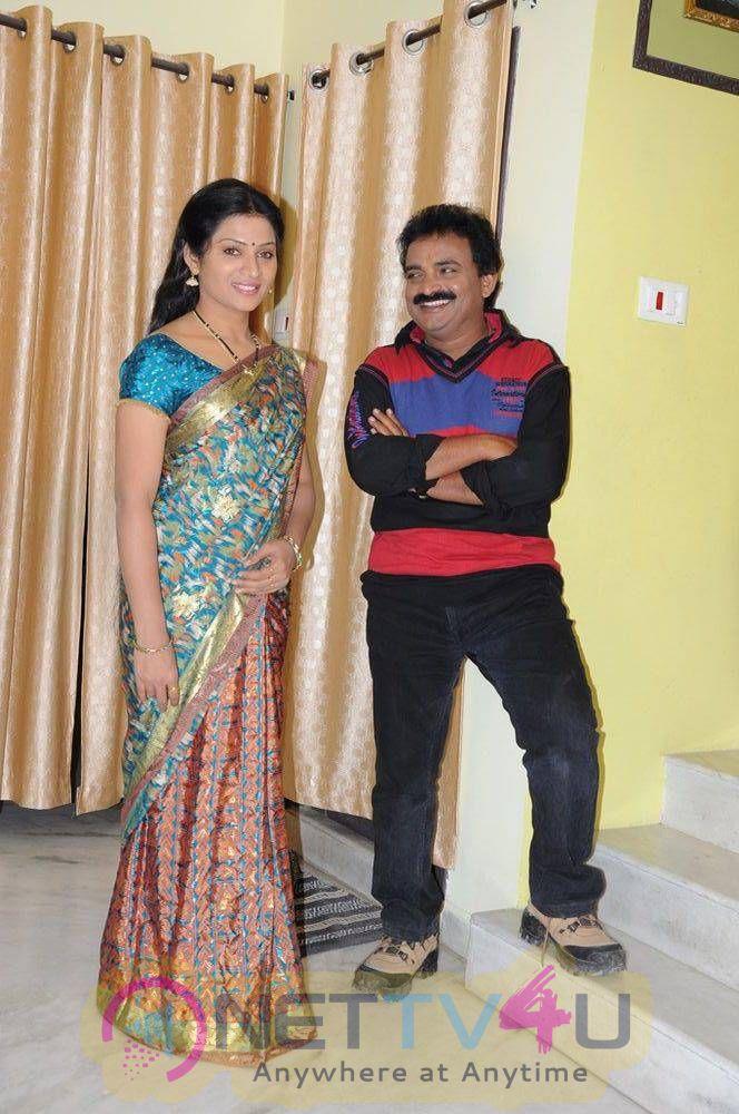 Telugu Movie Seetha Sreeram Stills