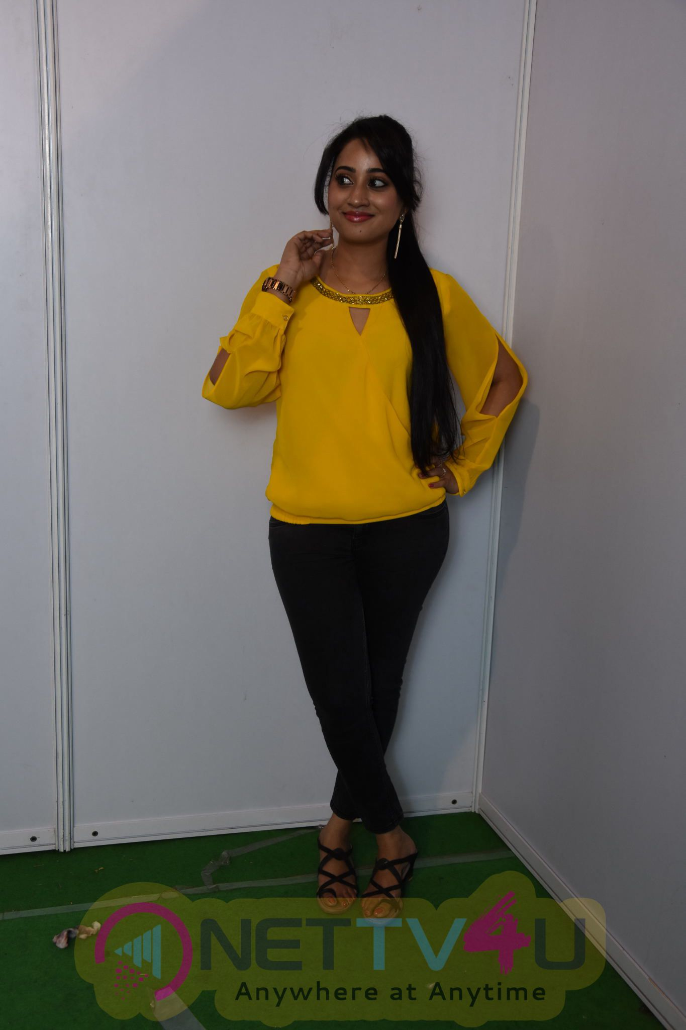Telugu Tv Anchor Ashwini Sharma Exclusive Stills