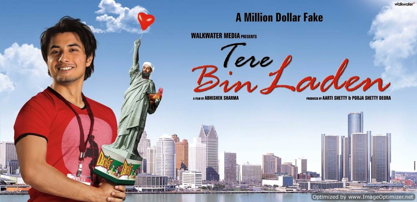 Tere Bin Laden Movie Review Hindi