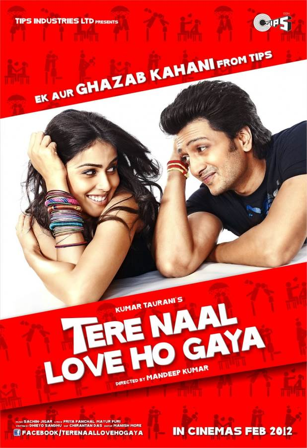 Tere Naal Love Ho Gaya Movie Review Hindi