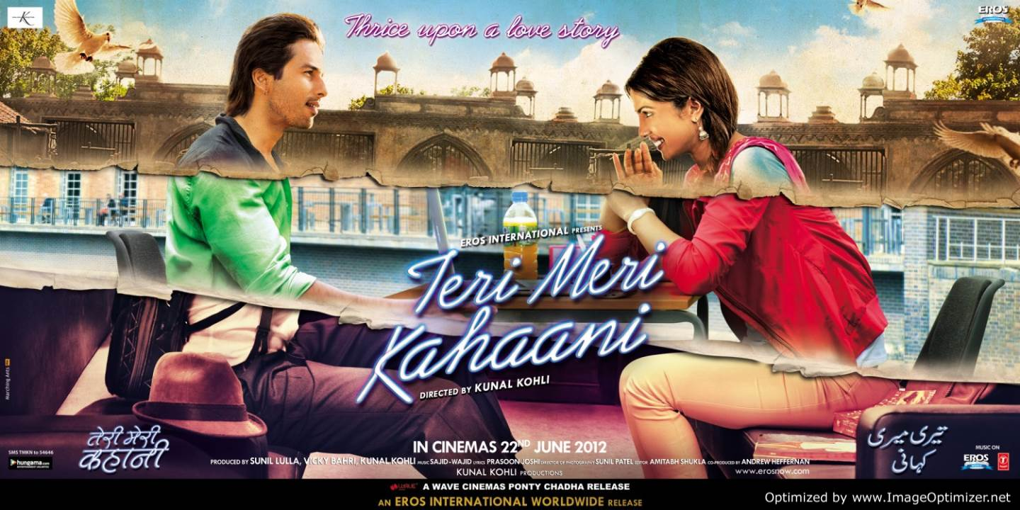 Teri Meri Kahaani Movie Review Hindi