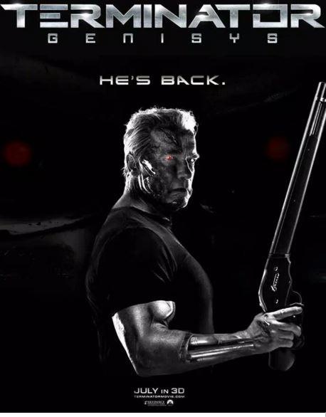 Terminator Genisys Movie Review English Movie Review