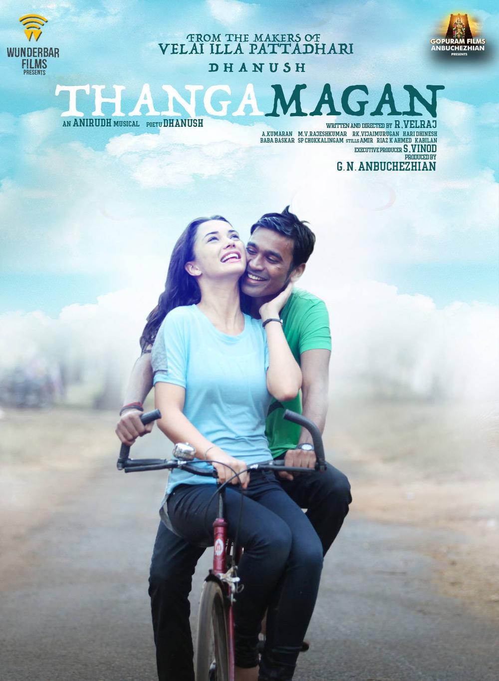 Thanga Magan Movie Review Tamil Movie Review