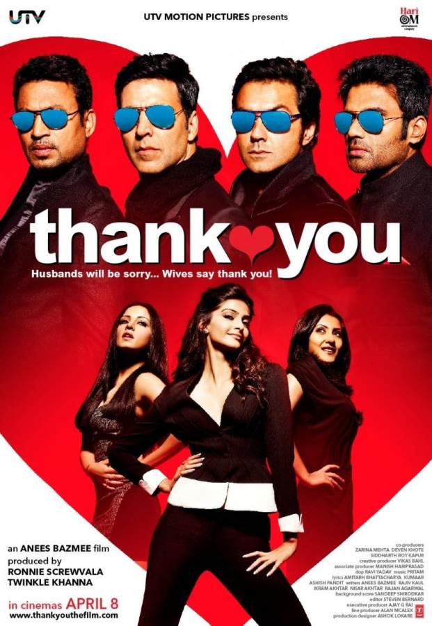 Thank You Movie Review Hindi