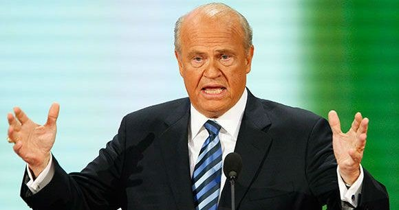 The 'Law & Order' Actor Fred Thompson Is No Mor..