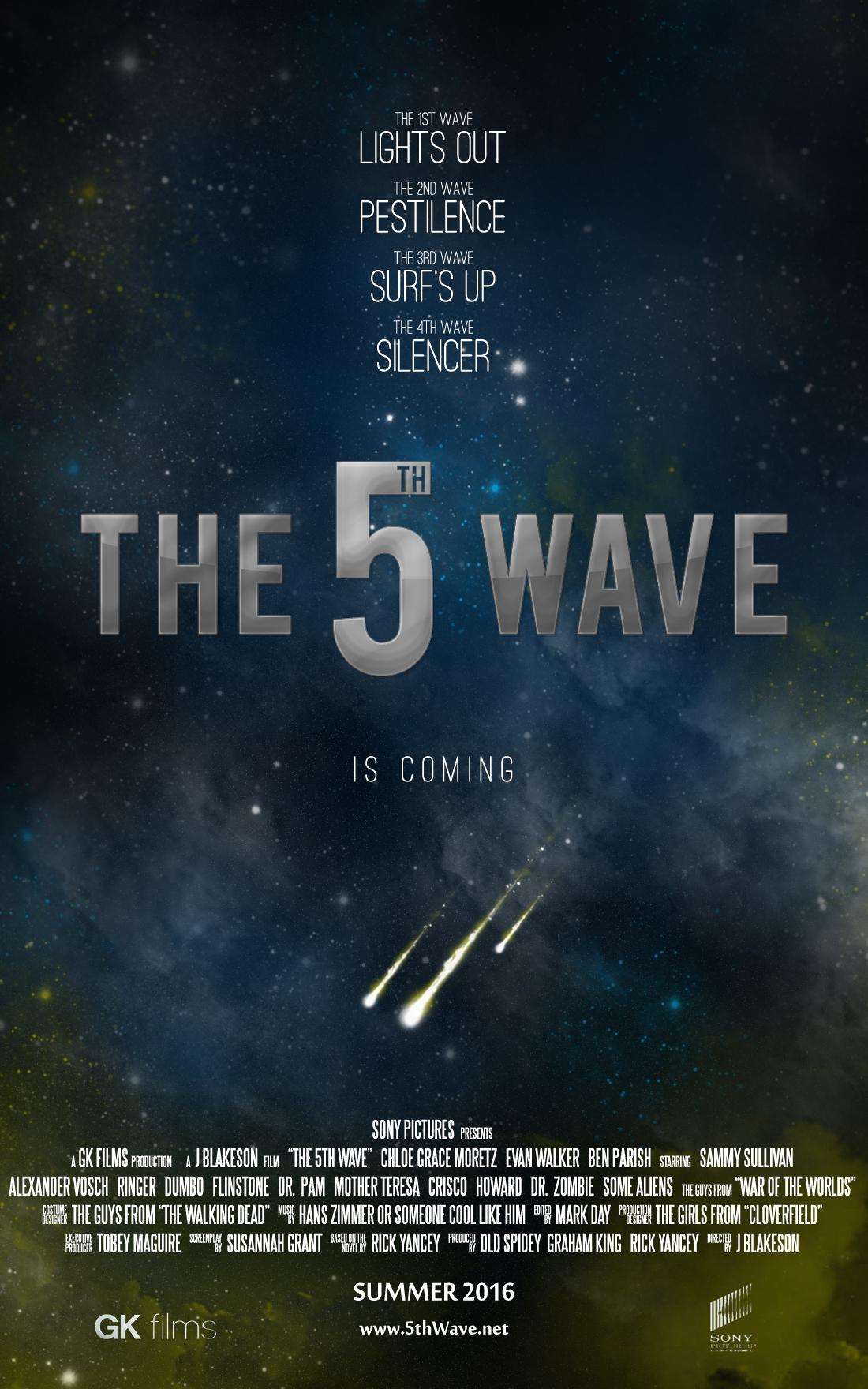 The 5th Wave Movie Review English