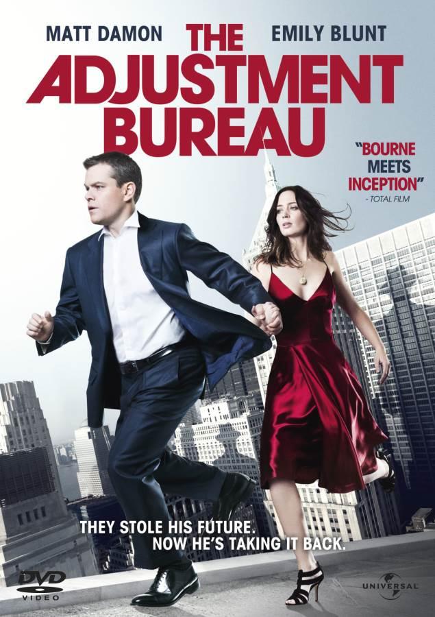 The Adjustment Bureau Movie Review English