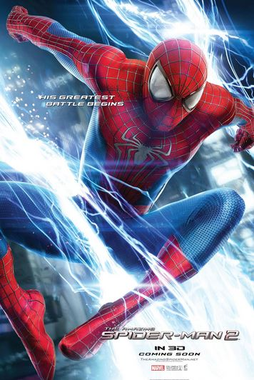 The Amazing Spider-Man 2 Movie Review English