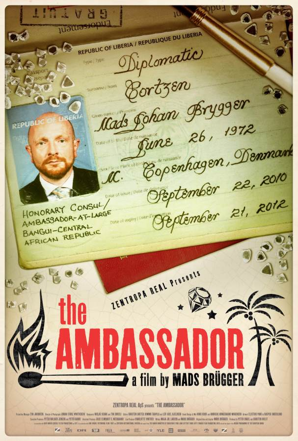 The Ambassador Movie Review English