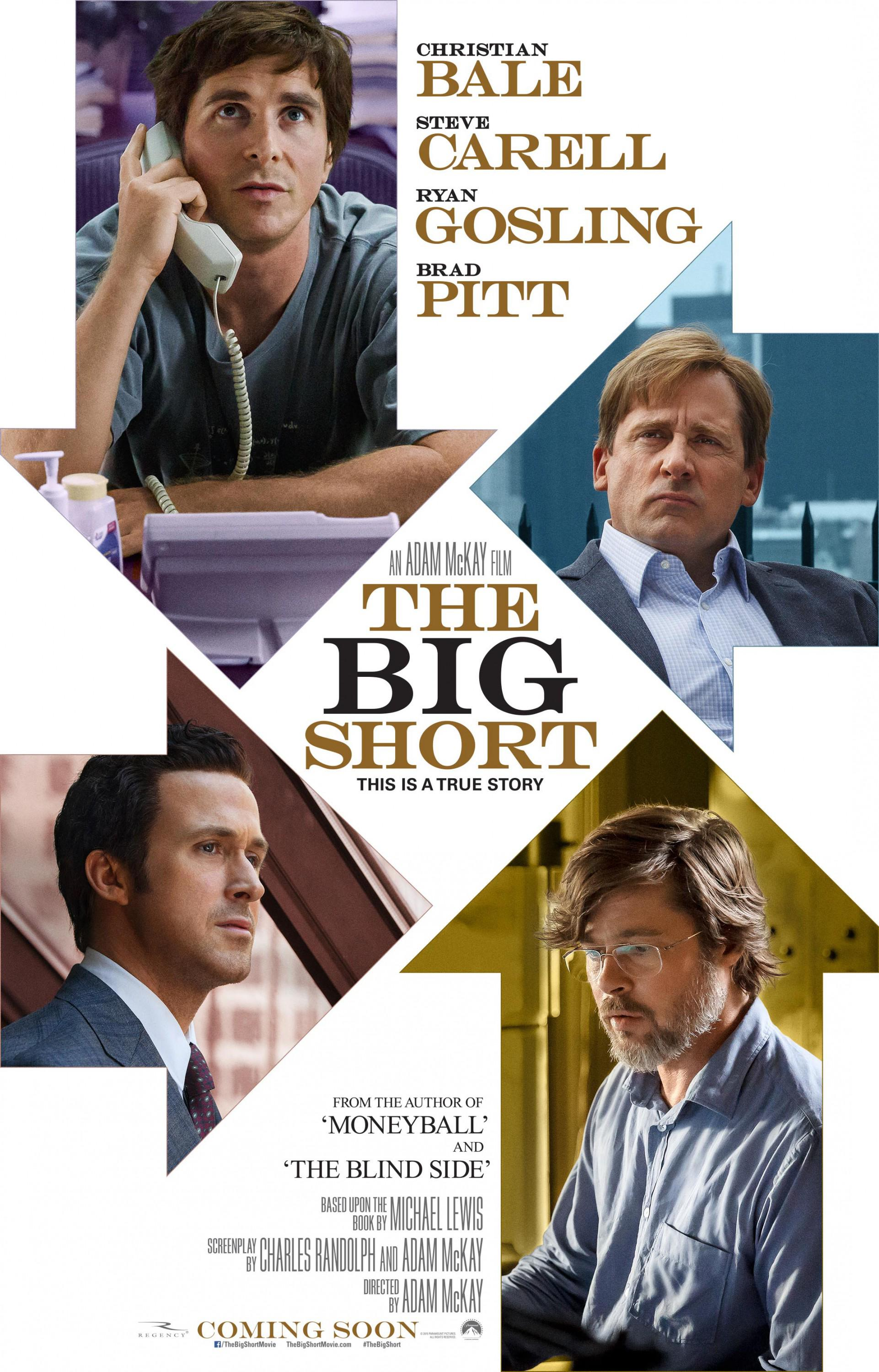The Big Short Movie Review English