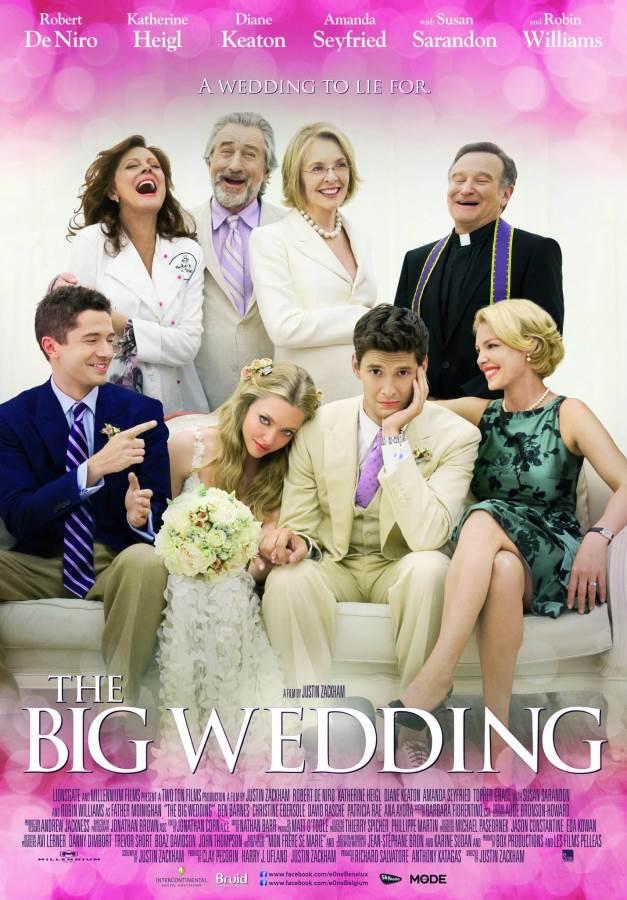 The Big Wedding Movie Review English