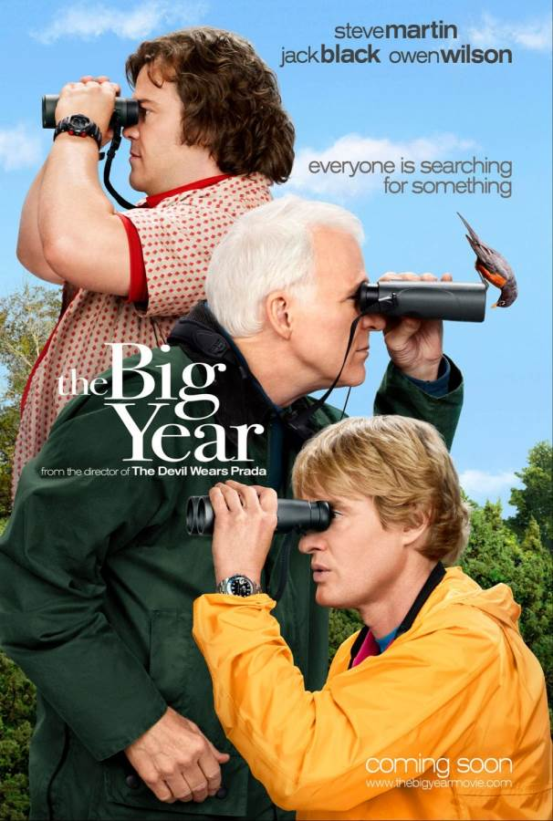 The Big Year Movie Review English
