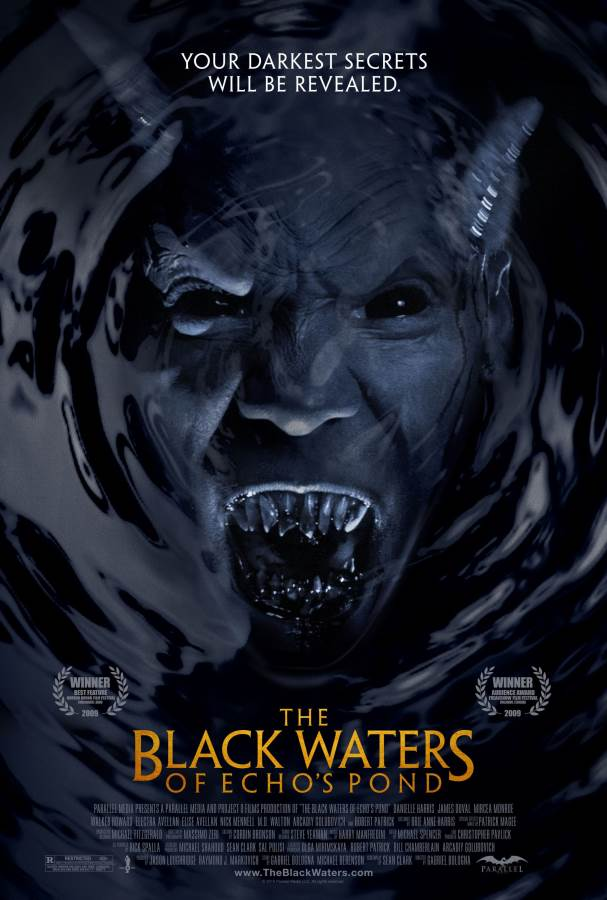 The Black Waters Of Echo'S Pond Movie Review English