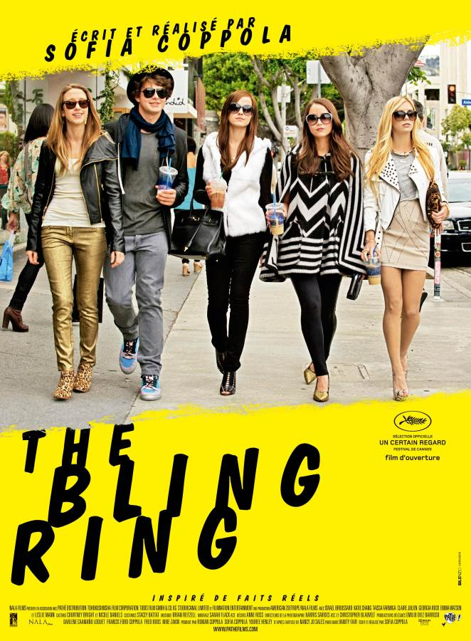 The Bling Ring Movie Review English