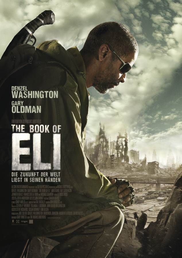 The Book Of Eli Movie Review English