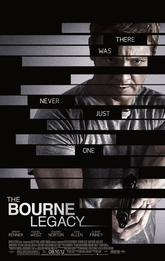 The Bourne Legacy Movie Review English