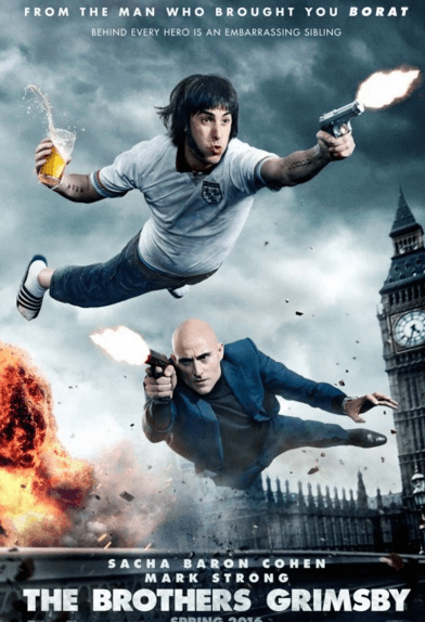 The Brothers Grimsby Movie Review English Movie Review