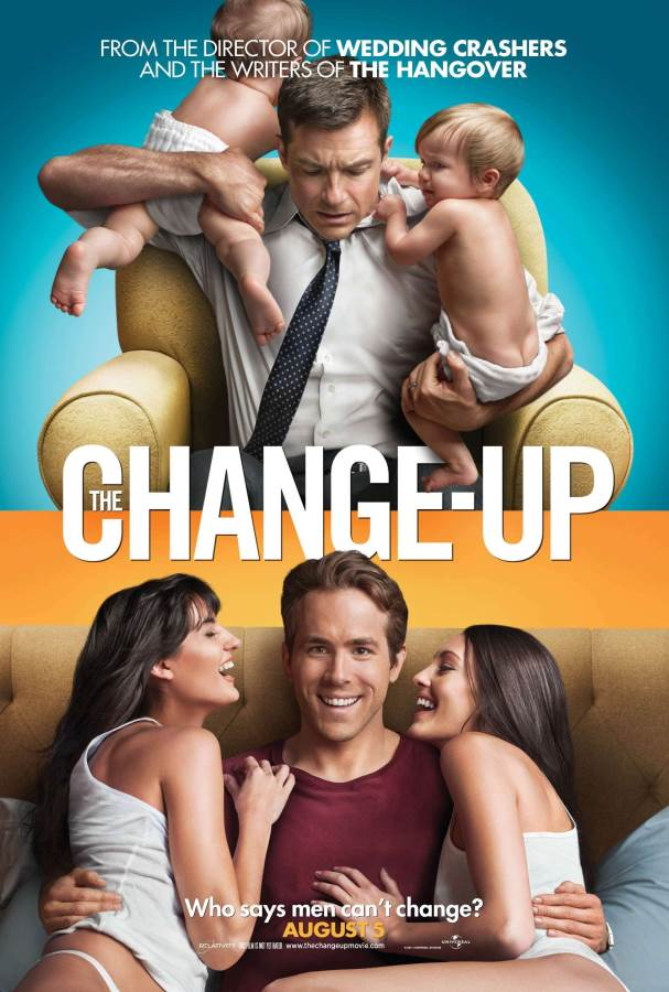 The Change-Up Movie Review English