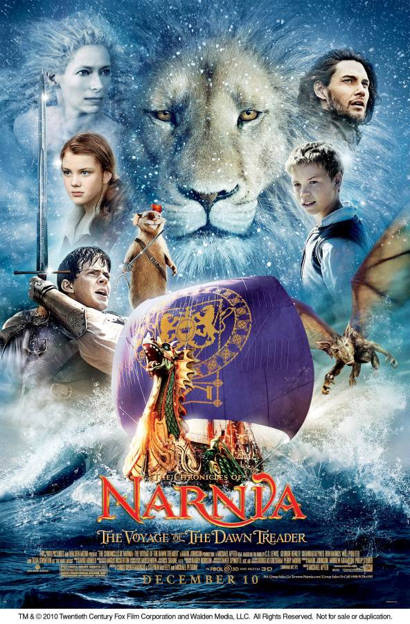 The Chronicles Of Narnia: The Voyage Of The Dawn Treader Movie Review English