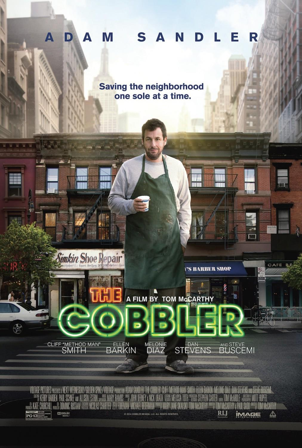 The Cobbler Movie Review English