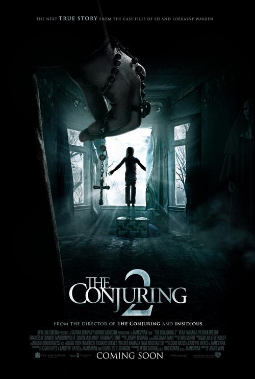 The Conjuring 2: The Enfield Poltergeist Movie Review English Movie Review