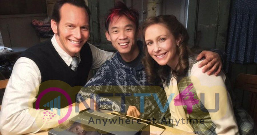 The Conjuring 2 Movie Charming Photos English Gallery