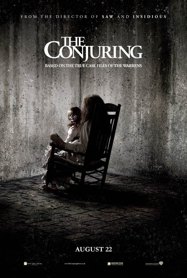 The Conjuring Movie Review English