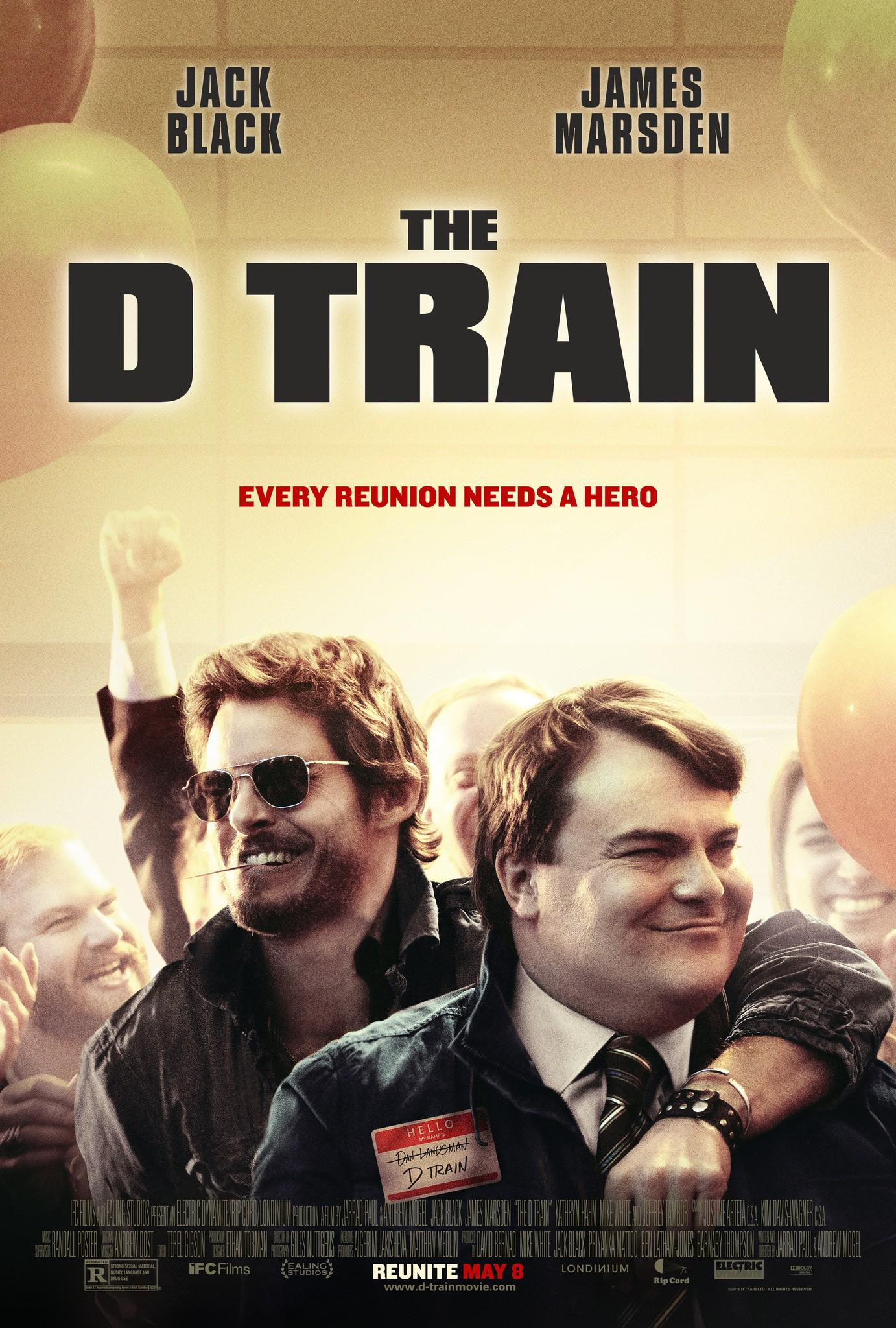 The D Train Movie Review English