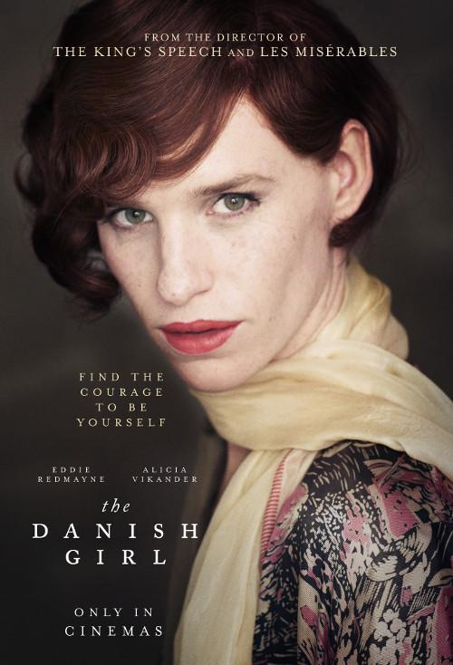 The Danish Girl Movie Review English